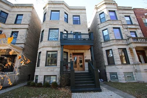 3728 N Magnolia Unit 3, Chicago, IL 60613 Lakeview