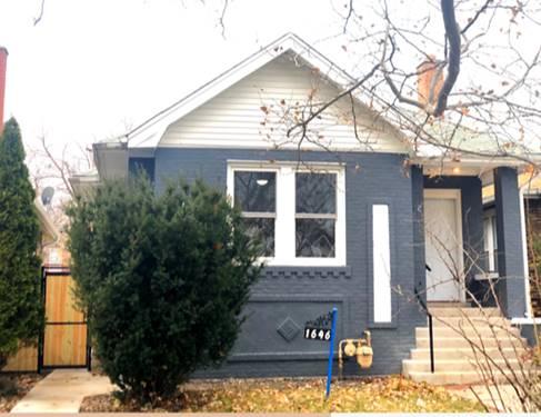 1646 N Menard, Chicago, IL 60639 North Austin