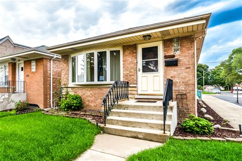3701 N Oketo, Chicago, IL 60634 Belmont Heights