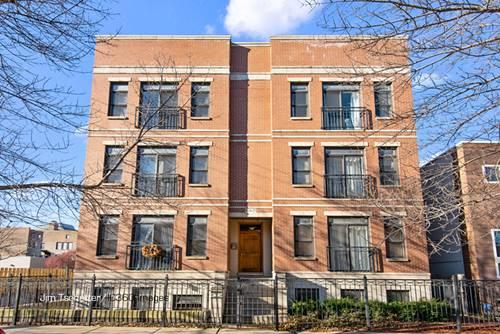 1620 N Mozart Unit 3S, Chicago, IL 60647 Logan Square