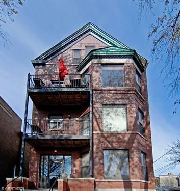 2312 W Mclean Unit 3N, Chicago, IL 60647 Bucktown