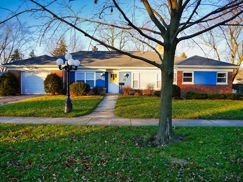 35 E Clark, Glenwood, IL 60425