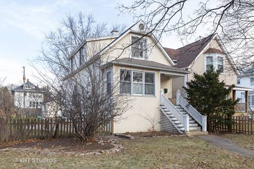 5012 W Balmoral, Chicago, IL 60630 Forest Glen
