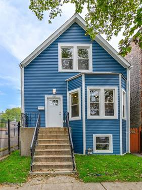 1725 N Kedvale, Chicago, IL 60639 Hermosa