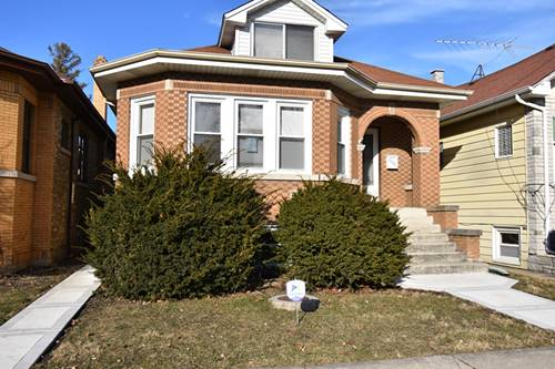 6046 W Barry, Chicago, IL 60634 Belmont Cragin