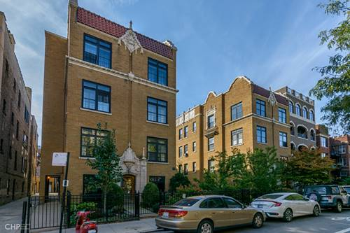 541 W Roscoe Unit 3E, Chicago, IL 60657 Lakeview