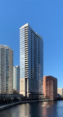 333 N Canal Unit 3503, Chicago, IL 60606 Fulton River District