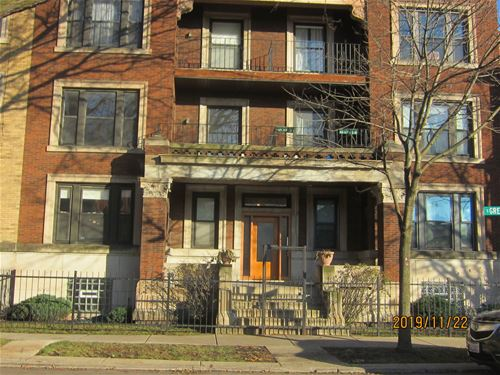 4361 S Greenwood Unit 2N, Chicago, IL 60653