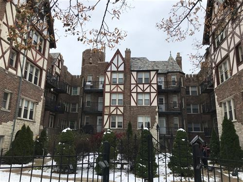 5717 N Kimball Unit 1S, Chicago, IL 60659 Hollywood Park