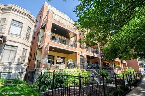 4011 N Paulina Unit 3N, Chicago, IL 60613 South East Ravenswood