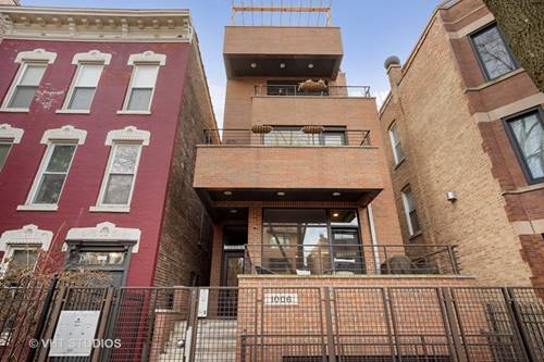 1006 N Wolcott Unit 1, Chicago, IL 60622 East Village