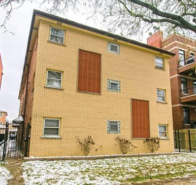 5535 W Edmunds, Chicago, IL 60630 Jefferson Park