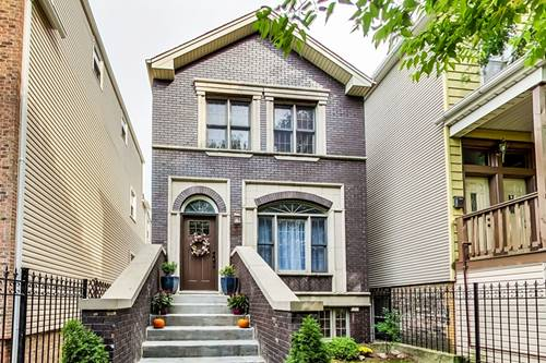 2743 N Artesian, Chicago, IL 60647 Lincoln Park