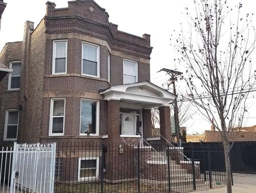 5914 S Maplewood, Chicago, IL 60629 Chicago Lawn