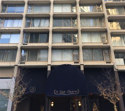 21 E Chestnut Unit 7C, Chicago, IL 60611 Gold Coast