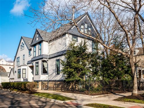 1248 W Montana, Chicago, IL 60614 Lincoln Park