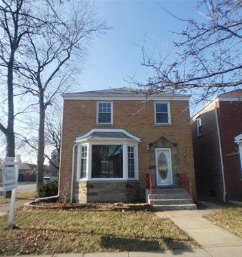 3300 N Osceola, Chicago, IL 60634 Belmont Heights