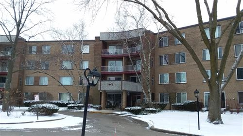 945 E Kenilworth Unit 325, Palatine, IL 60074
