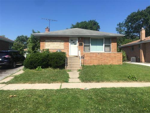 15128 Dorchester, Dolton, IL 60419