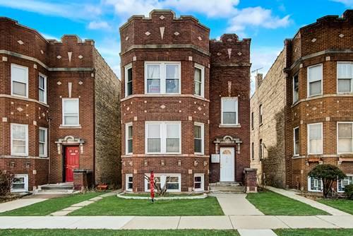 5227 W Crystal, Chicago, IL 60651 North Austin