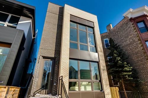 1717 N Campbell Unit 1, Chicago, IL 60647 Logan Square