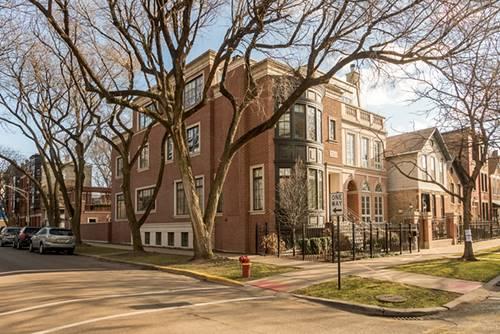2263 N Janssen, Chicago, IL 60614 Lincoln Park