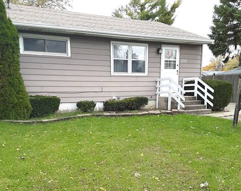 2718 Sunset, Waukegan, IL 60085