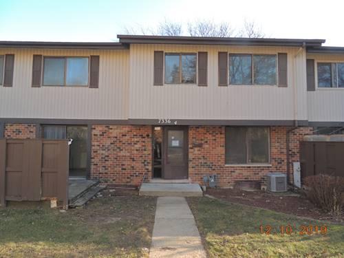 7336 Winthrop Unit 4, Downers Grove, IL 60516