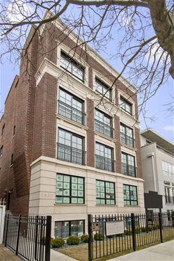 1833 N Sedgwick Unit 3, Chicago, IL 60614 Lincoln Park