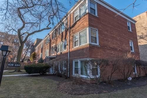 428 Elmwood Unit 1W, Evanston, IL 60202
