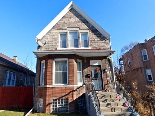 6927 S Hermitage, Chicago, IL 60636 West Englewood