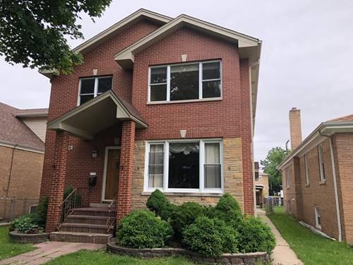 6938 W Fletcher, Chicago, IL 60634 Montclare
