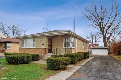 25 S Iowa, Addison, IL 60101