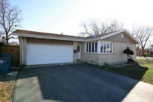 12755 Terrace, Crestwood, IL 60418