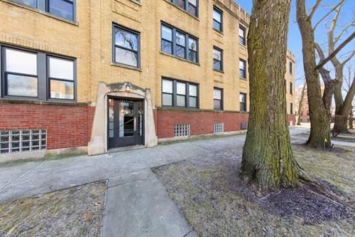 2719 W Wellington Unit 2, Chicago, IL 60618 Avondale