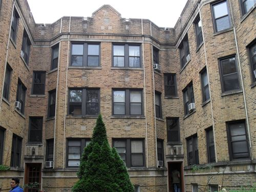 7325-31 N Honore, Chicago, IL 60626 Rogers Park