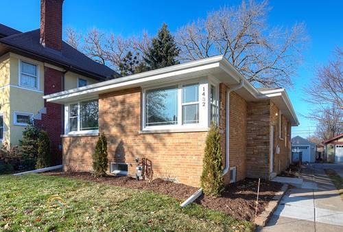 1432 W Juneway, Chicago, IL 60626 Rogers Park