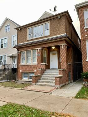 4610 S Rockwell, Chicago, IL 60632 Brighton Park