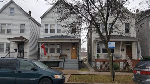 2447 W 43rd, Chicago, IL 60632 Brighton Park