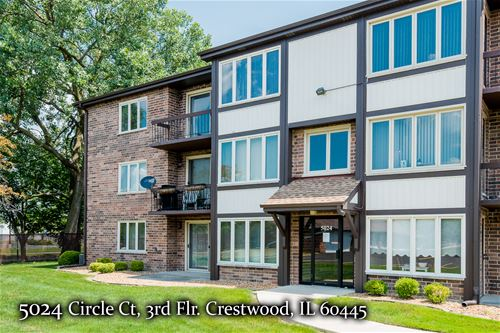 5024 Circle Unit 1010, Crestwood, IL 60418