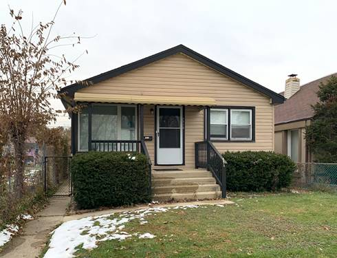 1710 N 34th, Stone Park, IL 60165