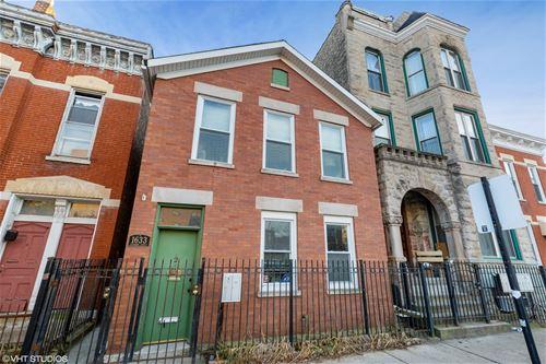 1633 W Superior, Chicago, IL 60622 East Village