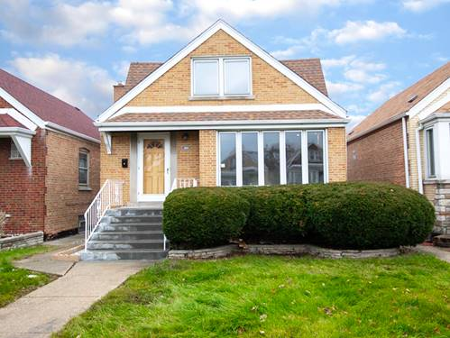 6523 S Kenneth, Chicago, IL 60629 West Lawn