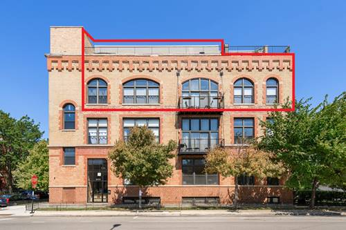 1050 W Hubbard Unit 3G, Chicago, IL 60642