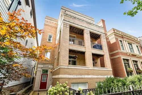 2650 N Mildred Unit 3, Chicago, IL 60614