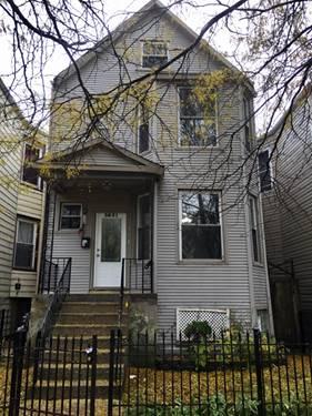 3631 W Palmer Unit 1, Chicago, IL 60647 Logan Square