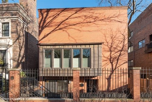 1661 N Dayton Unit B, Chicago, IL 60614 Lincoln Park