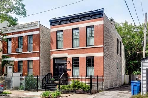 532 N Claremont, Chicago, IL 60612 Ukrainian Village