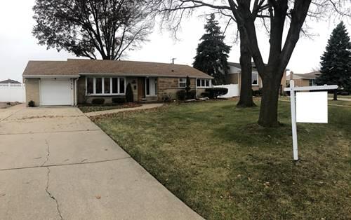 7619 W Argyle, Chicago, IL 60656 Norwood Park