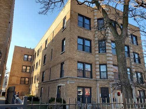 3756 N Bernard Unit 3-D, Chicago, IL 60618 Irving Park